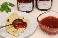 Strawberry Rhubarb Jam Recipe