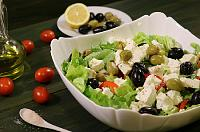 Greek Salad - Video Recipe