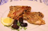 Oven Baked Greek Chicken