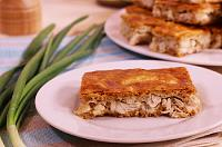 Chicken & Sour Cream Russian Pie