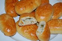 Potato Piroshki