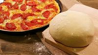 Quick No Yeast Pizza Dough - Step 15