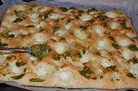 Focaccia With Pesto And Mozzarella - Step 16