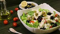 Greek Salad - Video Recipe - Step 12