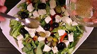Greek Salad - Video Recipe - Step 11