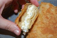 Puff Pastry Cheese Pockets - Step 17