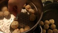 Healthy Chicken Meatballs in a Cream Sauce - Step 7