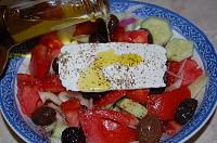 Traditional Greek Salad - Horiatiki - Step 5