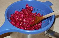 Homemade Rose Syrup - Step 5