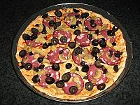 Homemade Easy Pizza - Step 6