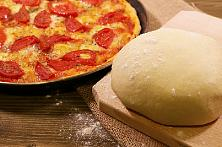Quick No Yeast Pizza Dough