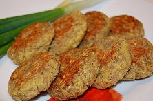 Vegan Lentil Patties