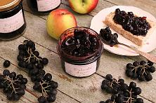 Aronia and Apple Jam with Walnuts