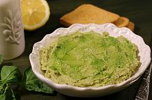 Pesto Hummus Recipe
