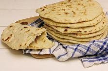 Greek Pita Bread for Gyros