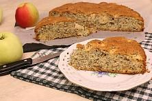 Apple Poppy Seed Cake