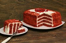 Easy and Quick Red Velvet Cake