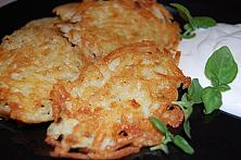 Potatoes Fritters - Draniki