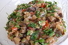 Eggplant Stew with Olives