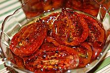 "Oven ""Sun-Dried"" Tomatoes in Olive Oil"