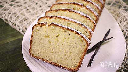 Vanilla Buttermilk Quick Bread