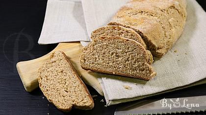 No Yeast, Quick Homemade Bread