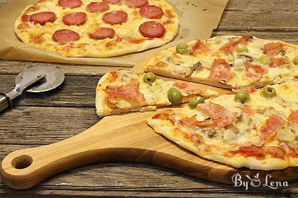 Gennaro's Pizza or Italian Pizza