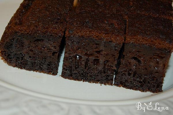 "Moldovan ""Baba Neagra"" Cake - 2"