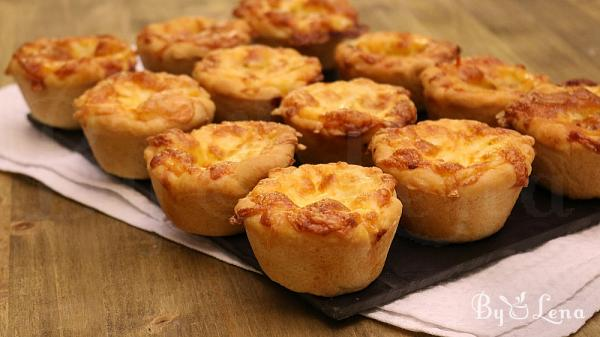 Pizza Cupcakes for Kids