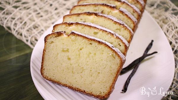 Vanilla Buttermilk Quick Bread