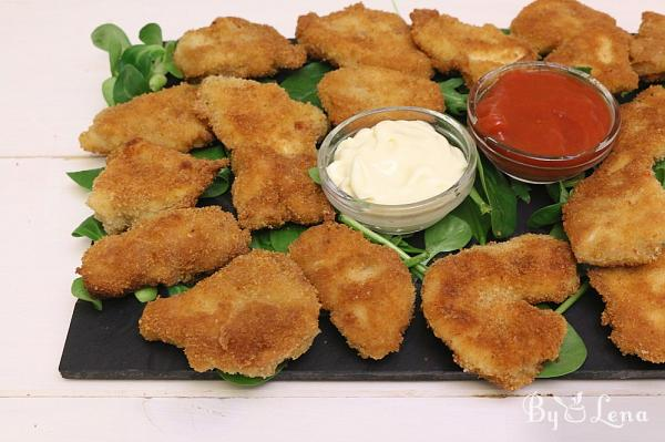 Chicken Nuggets, Oven Or Pan