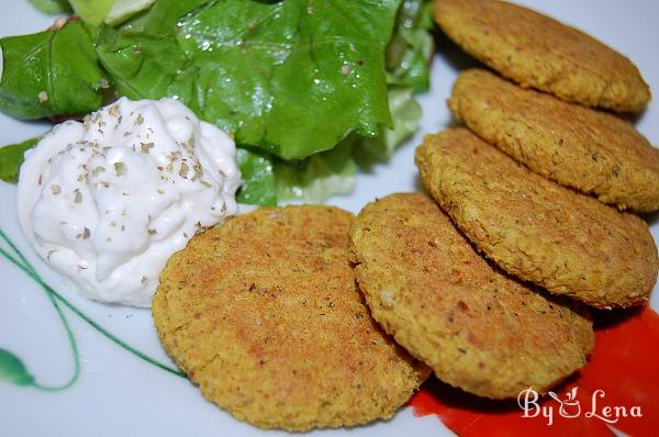 Chickpea and Soy Burgers