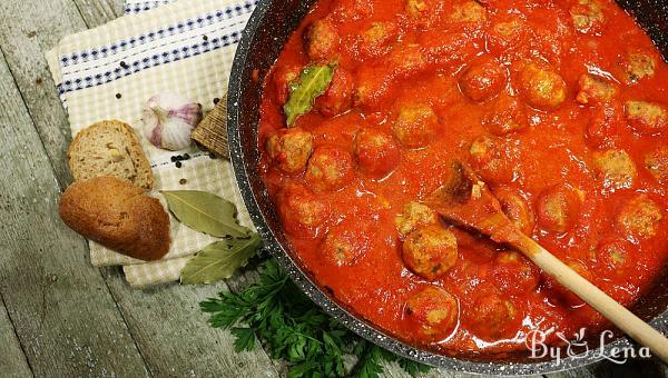 Romanian Meatball Stew