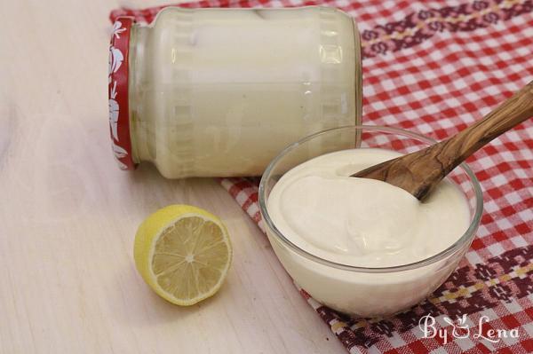 Quick Jar Mayonnaise
