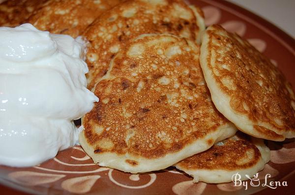 Savory Cabbage Pancakes