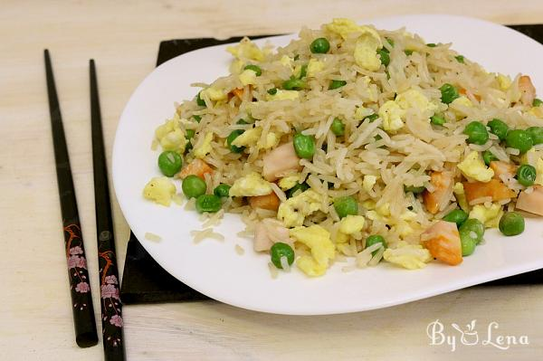 Cantonese Rice Recipe