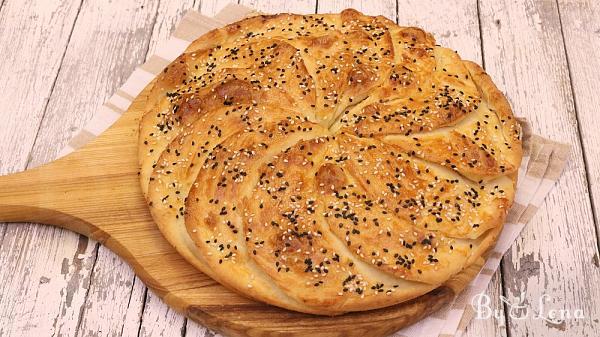Serbian Bread or Pogacha