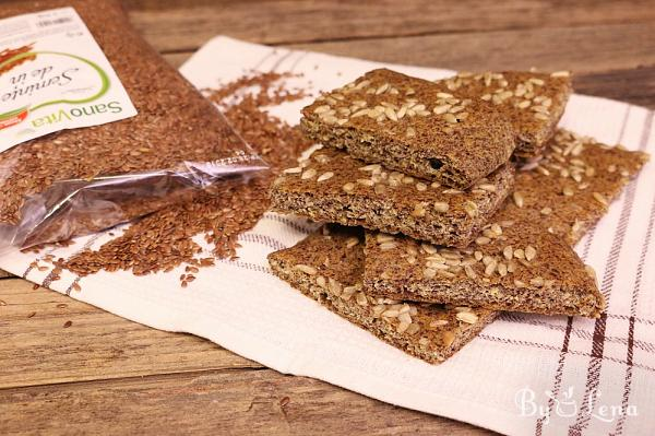Low Carb Flax Seed Bread