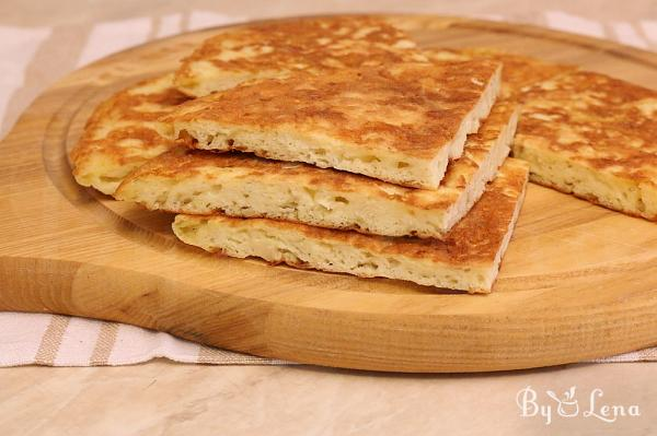 Keto Skillet Bread