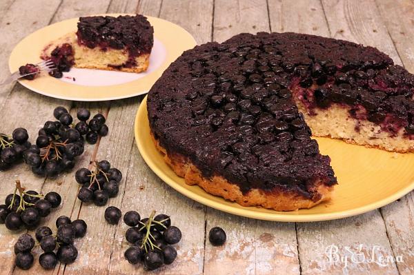 Aronia Oatmeal Cake