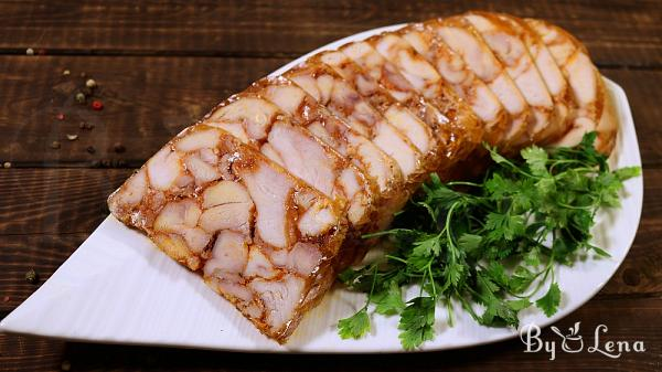 Oven-Baked Chicken Saltison