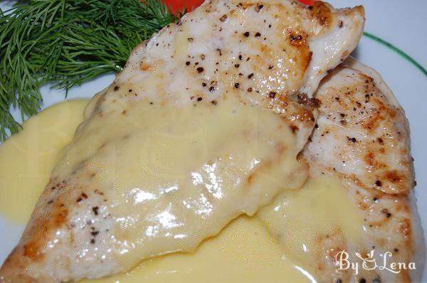 Grilled Chicken Breast Steak