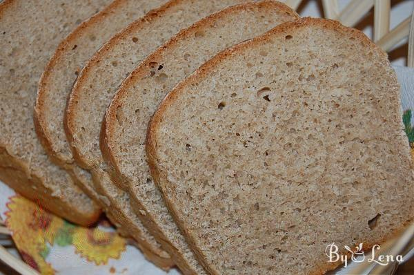 Easy Wholemeal Bread