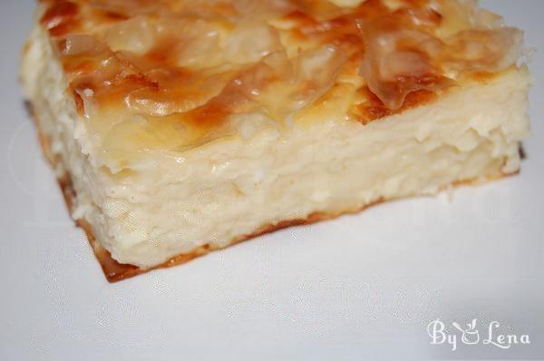 Greek Cheese Pie (Tiropita)