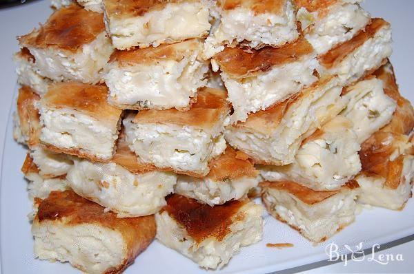 Cheese Pies - my mother-in-law recipe