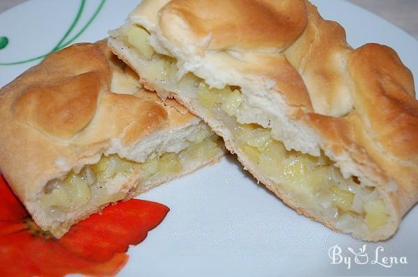 Grandma's Potato and Onion Pies