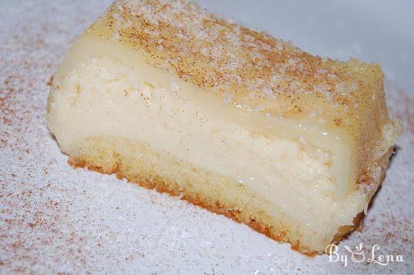 Quick Magic Cake