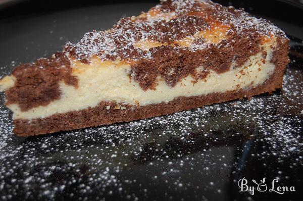 Russian Cottage Cheese Cake